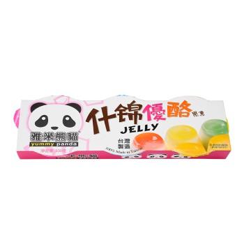 雅米熊猫 酪果凍(什錦味)
