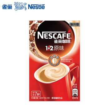 雀巢咖啡1+2原味48
