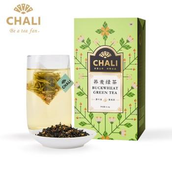 【12月特惠】CHALI茶里荞麦绿茶盒装