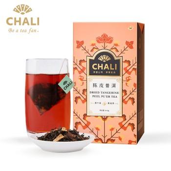 【12月特惠】CHALI茶里陈皮普洱盒装