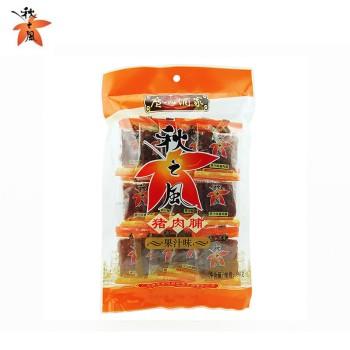 广州酒家猪肉脯(果汁味)