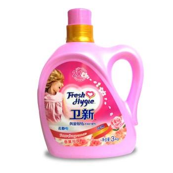 【12月特惠】卫新衣物去静电护理剂(柔顺)香薰玫瑰