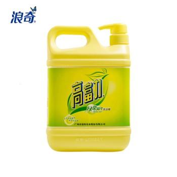 高富力 绿茶洗洁精