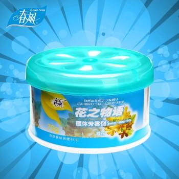 【积分】春风花之物语固体芳香剂