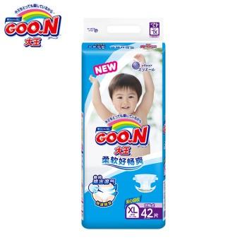 GOO.N大王婴幼儿用纸尿裤XL号(加大号)【9月特惠】