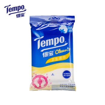 【FHYP】得宝卫生湿巾