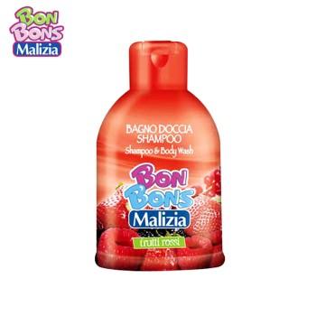【12月特惠】玛莉吉亚棒棒糖二合一洗发沐浴露(草莓甜香