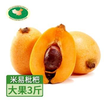 【亚博下载地址】四川攀枝花 米易大五星枇杷大果 早春甜果 地标商品