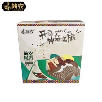 【亚博下载地址】新疆 简农红枣夹 魔方 葡萄干味 128g 80629
