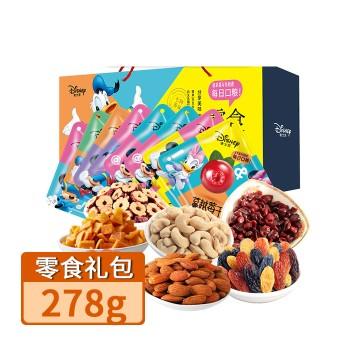 【亚博下载地址】迪士尼 每日口粮零食礼包(黄色)