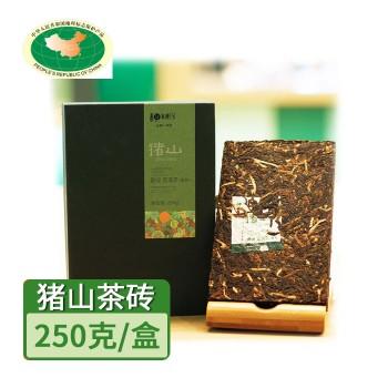 【亚博下载地址】江门 陈皮村 猪山陈皮普洱茶砖