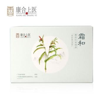 【亚博下载地址】康美药业 霜和 薏苡仁百荷茶5g保健茶饮80534