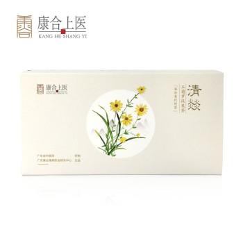 【亚博下载地址】康美药业 清燚 玉菊罗汉果茶5g保健茶饮80534