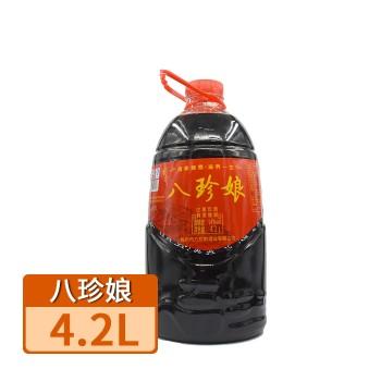 【亚博下载地址】八珍娘 顾家娘酒4.2L(桶装)甜酒月子酒80458